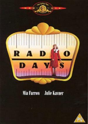 Radio Days poster