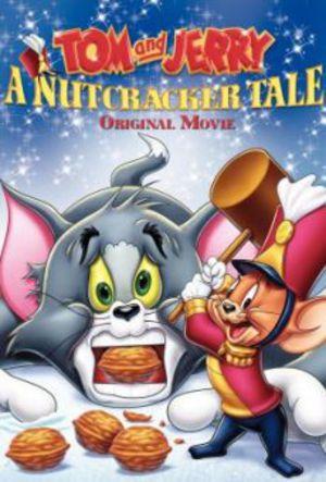 Tom & Jerry - En nötknäckarsaga poster