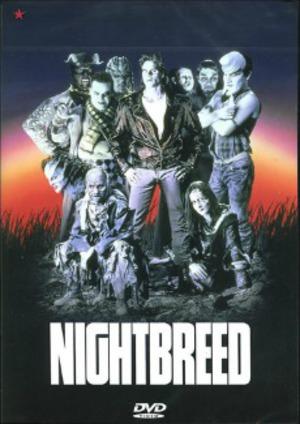 Nightbreed - Kyrkogårdens hemlighet poster
