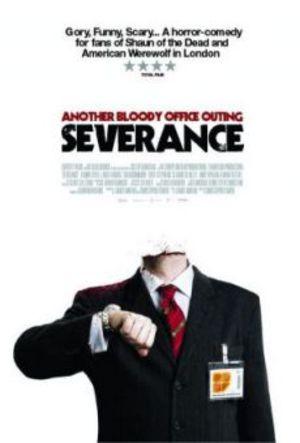 Severance - Teambuilding poster