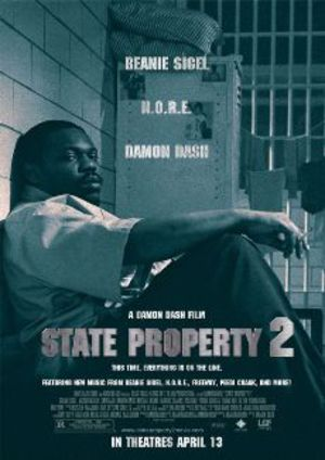 State Property - Blood On The Streets poster