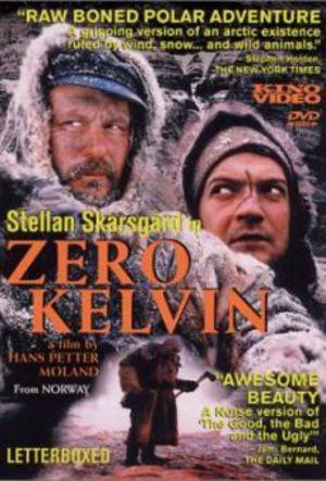 Zero Kelvin - Kärlekens fryspunkt poster