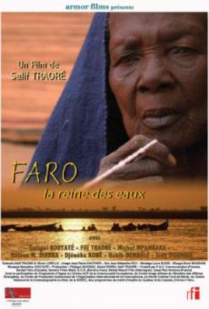 Faro, Goddess of Waters poster