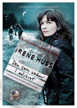 Irene Huss - Den som vakar i mörkret poster