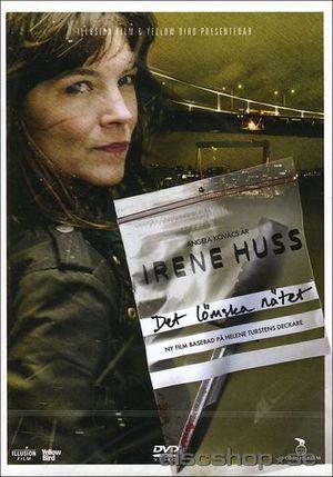 Irene Huss - Det lömska nätet poster
