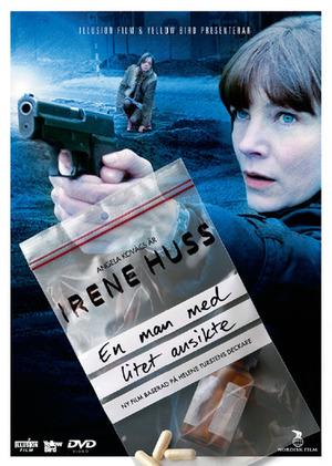 Irene Huss - En man med litet ansikte poster