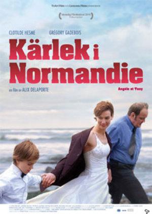 Kärlek i Normandie poster