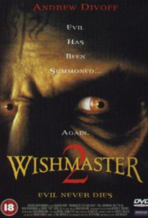 Wishmaster 2 poster