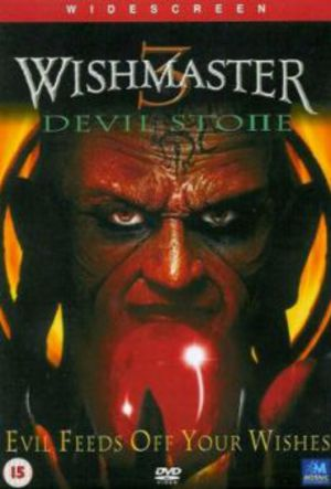 Wishmaster 3, Devilstone poster