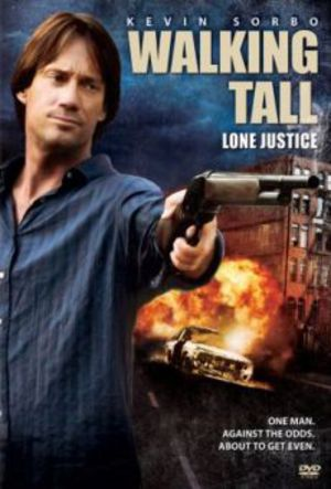 Walking Tall 3 - Lone Justice poster