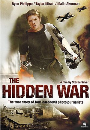 The Hidden War poster