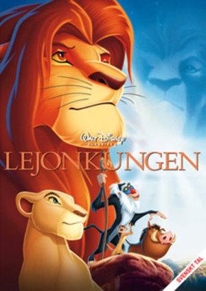 Lejonkungen poster