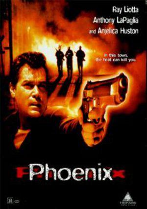 Mord i Phoenix poster