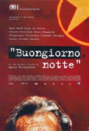 Buongiorno Notte poster