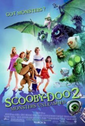 Scooby-Doo 2: Monstren är lösa poster