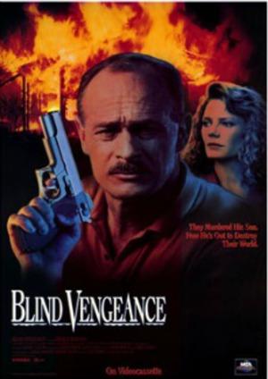 Blind Vengeance poster