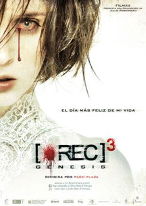 [REC] 3 Génesis poster