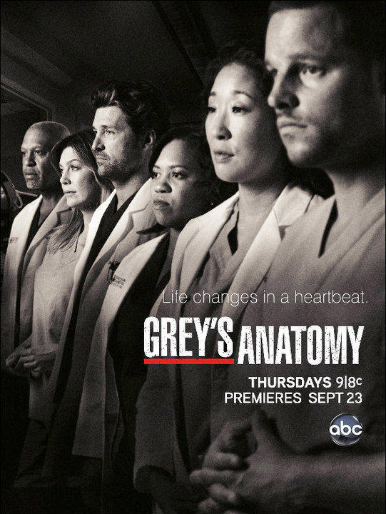 Grey's Anatomy (TV-serie 2005-) | MovieZine