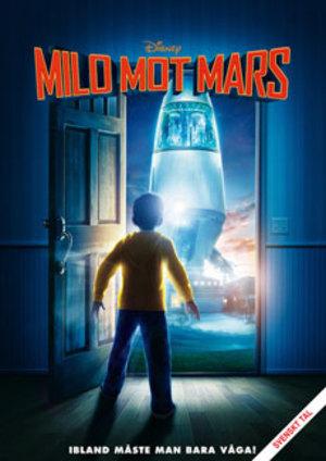Milo mot Mars poster