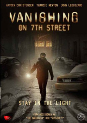 Vanishing on 7th Street poster