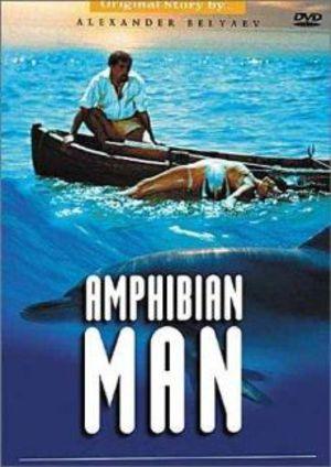 Amphibian Man poster