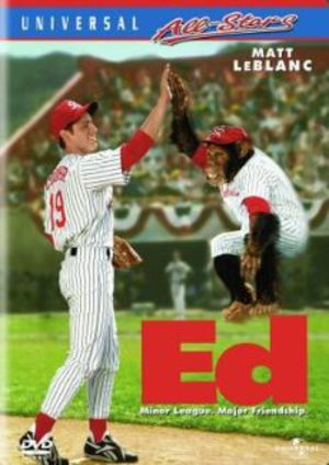 Ed - Matchens hjälte poster