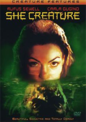 She Creature poster