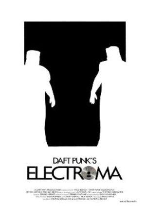 Daft Punk's Electroma poster