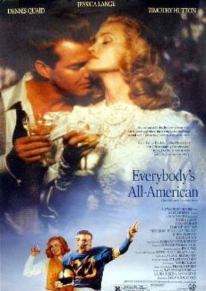 Everybody's All-American poster