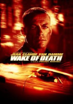 Wake of Death poster