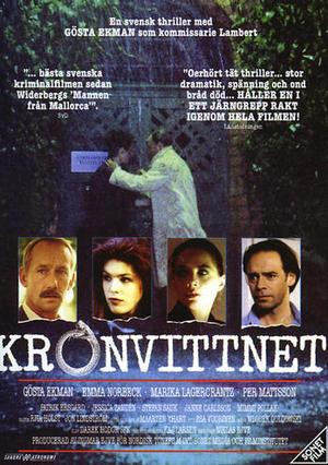 Kronvittnet poster