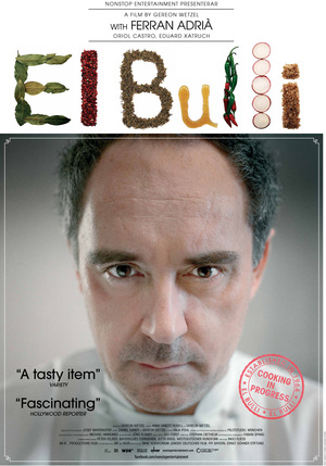 El Bulli - Cooking in Progress poster