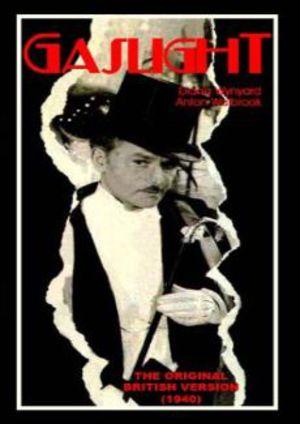 Gasljus poster