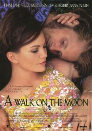 A Walk on the Moon poster