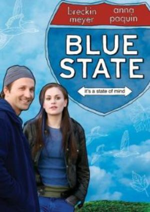 Blue State poster