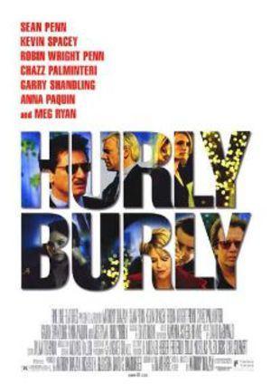 Hurlyburly poster