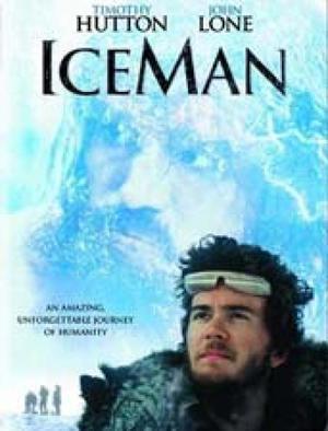 Ismannen poster