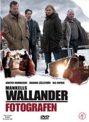Wallander - Fotografen poster