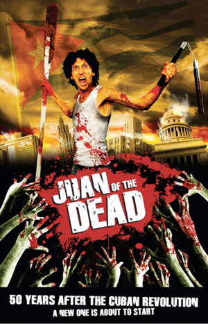 Juan of the Dead poster