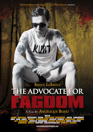 The Advocate for Fagdom poster