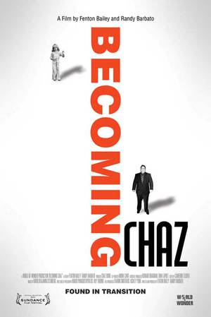Becoming Chaz poster