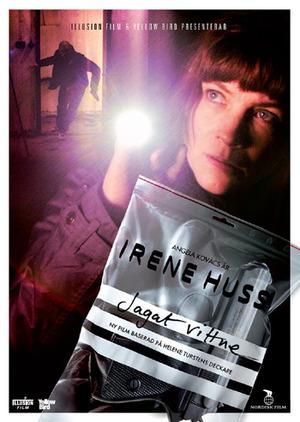 Irene Huss - Jagat vittne poster