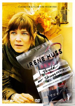 Irene Huss - I skydd av skuggorna poster