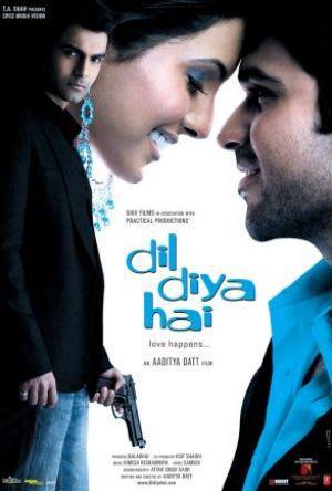 Dil Diya Hai poster