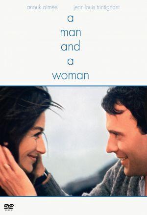 En man och en kvinna poster