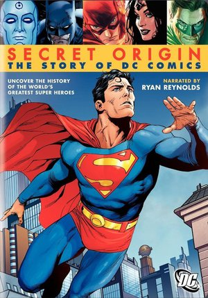 Secret Origin: The Story of DC Comics poster