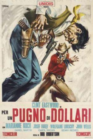 För en handfull dollar poster