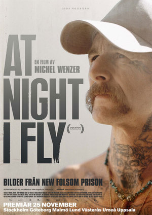 At Night I Fly poster