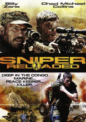Sniper: Reloaded poster