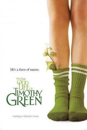 Timothy Greens märkliga liv poster